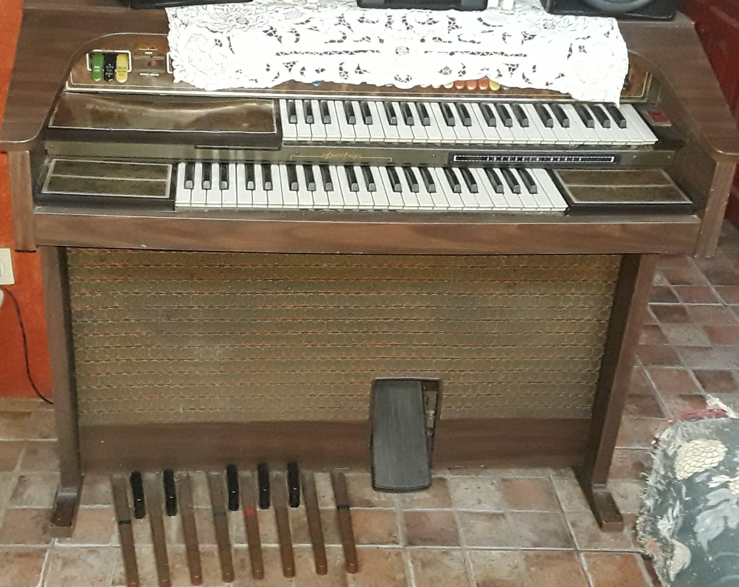 Organo/piano